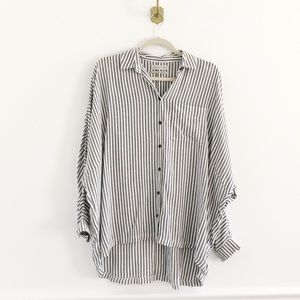 Urban Outfitters Oversized Button Down Shirt